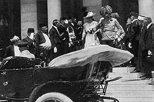 essay of the first world war