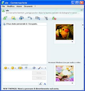 yahoo messenger windows live messenger
