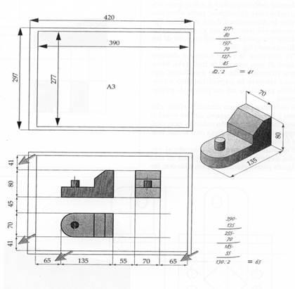 Proiezioni ortogonali ortografiche di solidi semplici e complessi ...