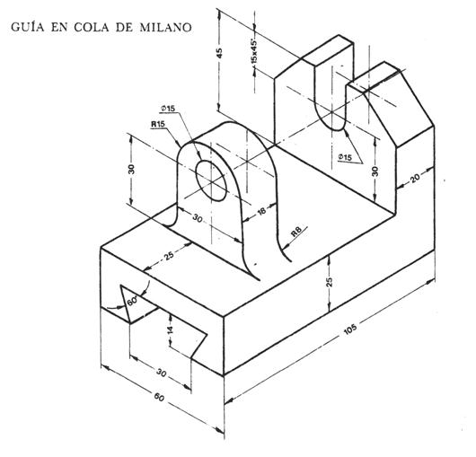 cortes y secciones portal de dibujo tcnico