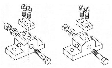 Dibujo mecanico facil imagui - Programa para dibujar planos facil ...