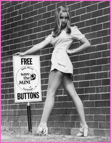 La Minigonna Dal 1963 Ad Oggi