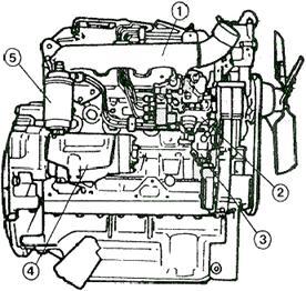 Schema motore daewoo matiz 800