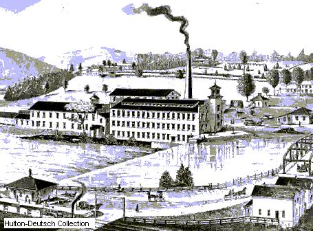 Rivoluzione industriale inglese riassunto for Prime case in nuova inghilterra