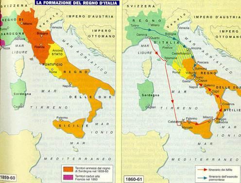 Risorgimento italiano riassunto for Arredare milano indipendenza