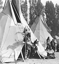 storia usi e costumi degli indiani d america
