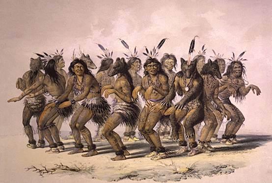 Il Gufo Su Indiani D America: Indiani D' America Pellerossa